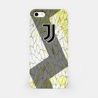 Miniatur Alternative Juventus Skin Legend Carcasa por Iphone, Live Heroes