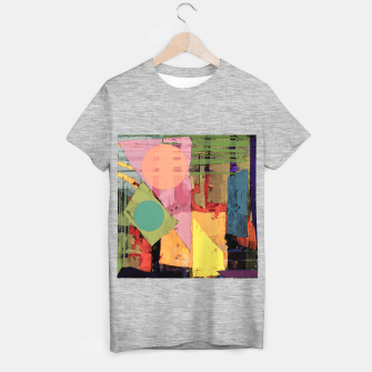 Over the rooftops T-shirt regular thumbnail image