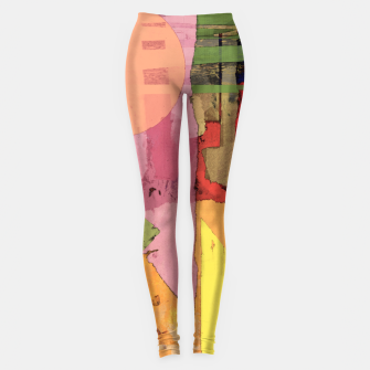 Thumbnail image of Over the rooftops Leggings, Live Heroes