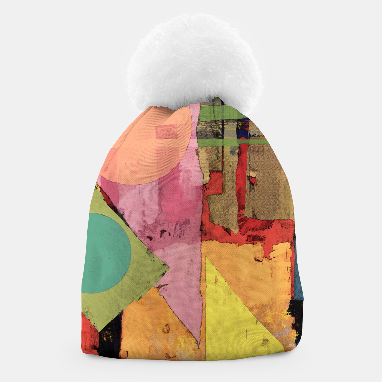 Image of Over the rooftops Beanie - Live Heroes
