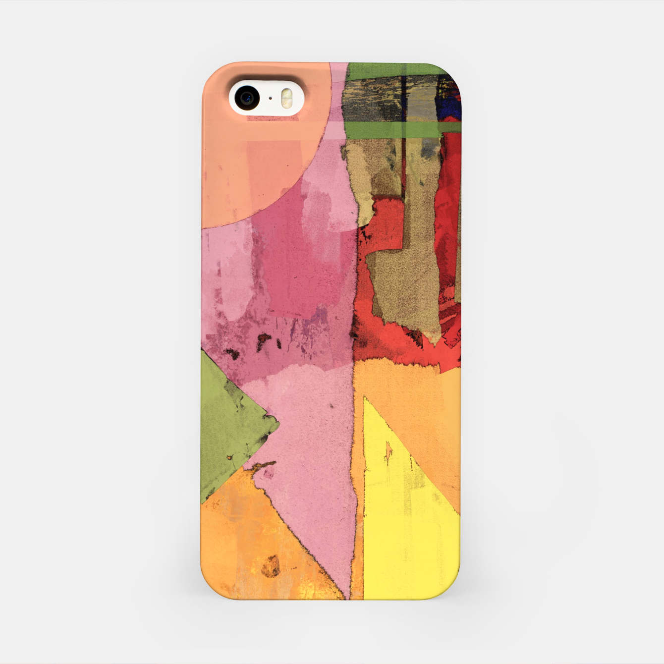 Image of Over the rooftops iPhone Case - Live Heroes