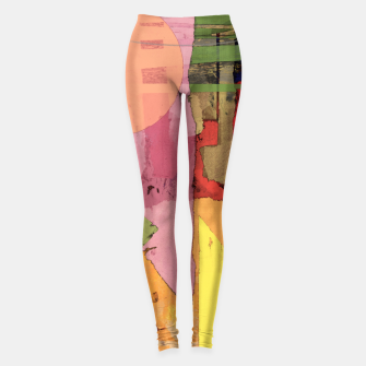 Over the rooftops Leggings thumbnail image