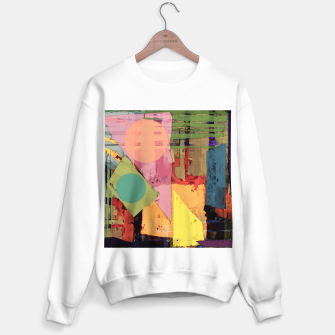 Thumbnail image of Over the rooftops Sweater regular, Live Heroes