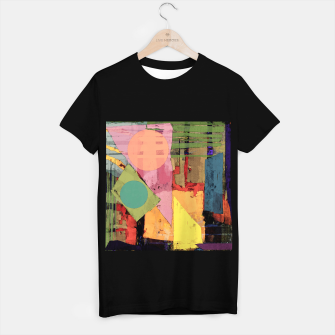 Thumbnail image of Over the rooftops T-shirt regular, Live Heroes