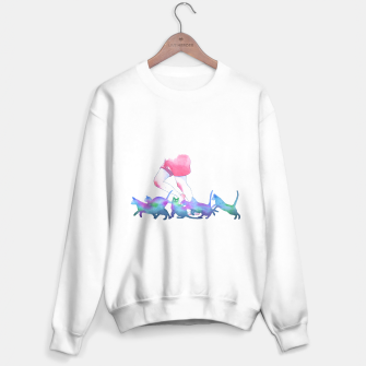 Thumbnail image of summer rain Sweater regular, Live Heroes