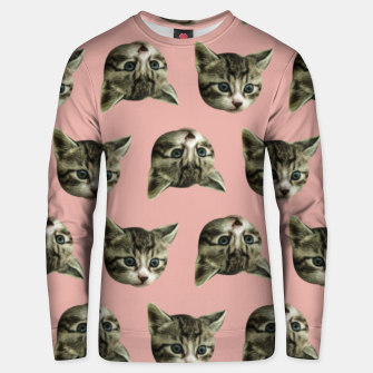 Thumbnail image of Kitty kat  Unisex sweater, Live Heroes
