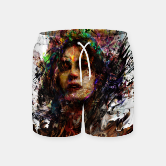 Miniaturka alice in wonderland Swim Shorts, Live Heroes