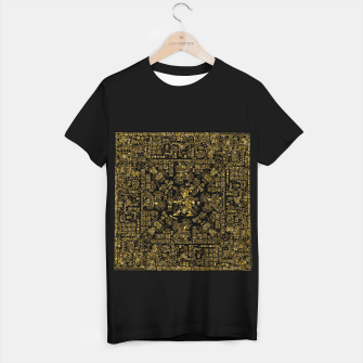 Mayan Spring GOLD T-shirt regular thumbnail image