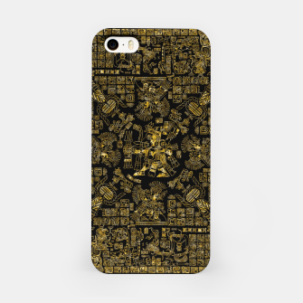 Mayan Spring GOLD iPhone Case thumbnail image