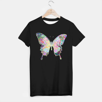 Thumbnail image of Butterfly T-shirt regular, Live Heroes