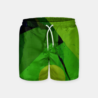 Thumbnail image of Dark room Swim Shorts, Live Heroes