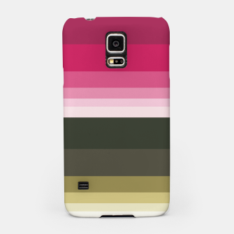 Thumbnail image of HORIZON STRIPE IN PINK & GREEN Samsung Case, Live Heroes