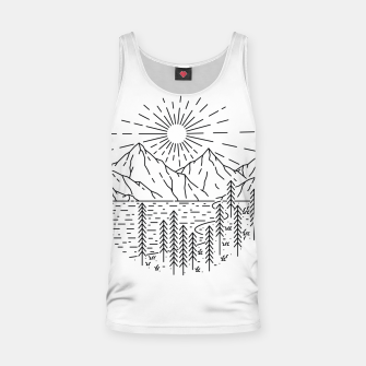 Miniaturka Beautiful Place Tank Top, Live Heroes