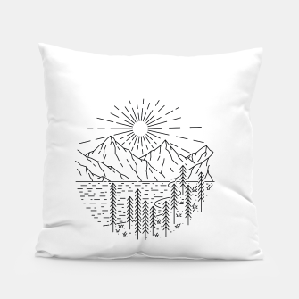 Miniaturka Beautiful Place Pillow, Live Heroes