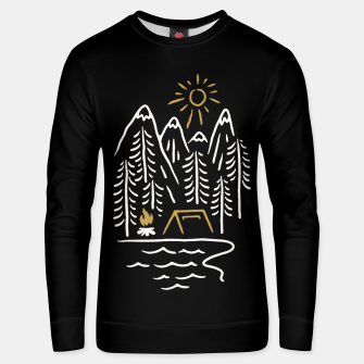 Thumbnail image of Wild and Relax Unisex sweater, Live Heroes