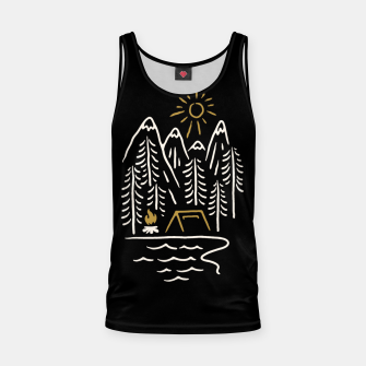 Thumbnail image of Wild and Relax Tank Top, Live Heroes