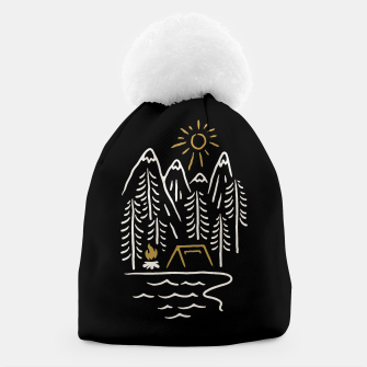 Thumbnail image of Wild and Relax Beanie, Live Heroes