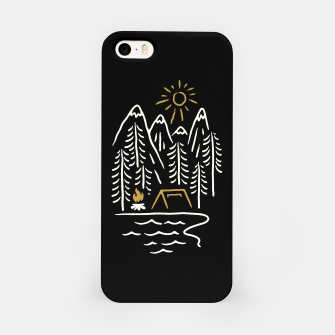Thumbnail image of Wild and Relax iPhone Case, Live Heroes