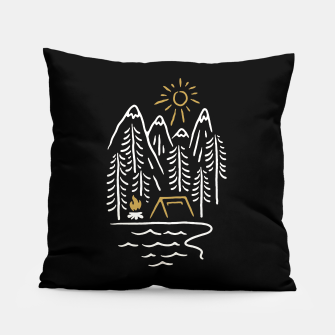 Thumbnail image of Wild and Relax Pillow, Live Heroes