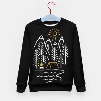 Thumbnail image of Wild and Relax Kid's sweater, Live Heroes
