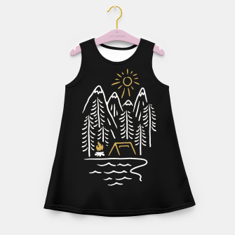 Thumbnail image of Wild and Relax Girl's summer dress, Live Heroes