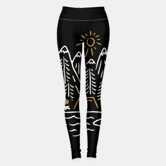 Thumbnail image of Wild and Relax Leggings, Live Heroes