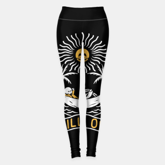 Thumbnail image of Chill Out Leggings, Live Heroes