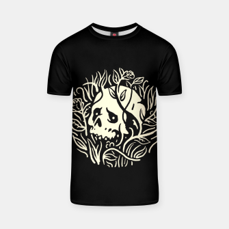 Thumbnail image of Skull Plants T-shirt, Live Heroes
