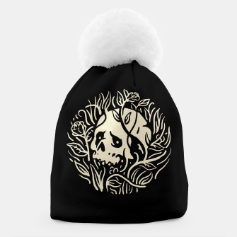 Thumbnail image of Skull Plants Beanie, Live Heroes