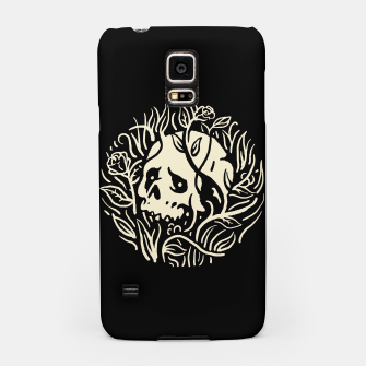 Thumbnail image of Skull Plants Samsung Case, Live Heroes