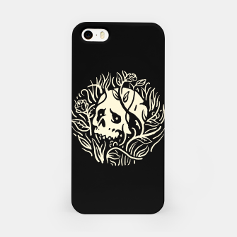 Miniaturka Skull Plants iPhone Case, Live Heroes