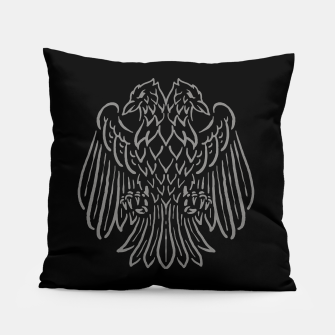 Thumbnail image of Bird Two Head Pillow, Live Heroes