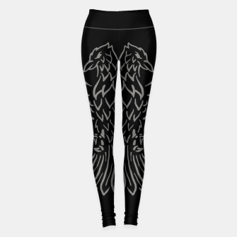 Thumbnail image of Bird Two Head Leggings, Live Heroes
