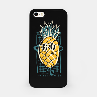 Thumbnail image of Pineapple Sunbathe iPhone Case, Live Heroes