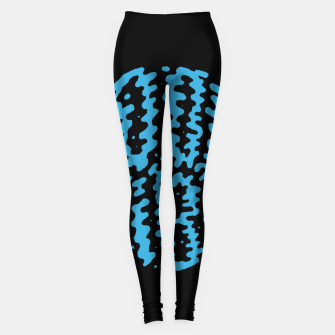 Thumbnail image of Good Vibes Typo Leggings, Live Heroes