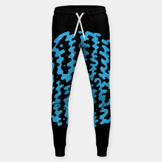 Thumbnail image of Good Vibes Typo Sweatpants, Live Heroes