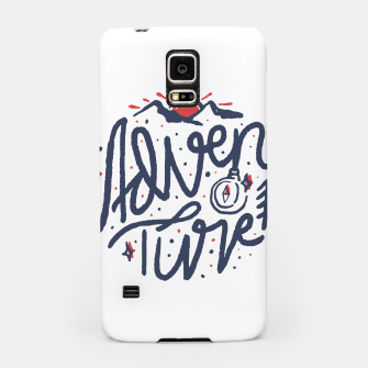Thumbnail image of Adventure Typo Samsung Case, Live Heroes