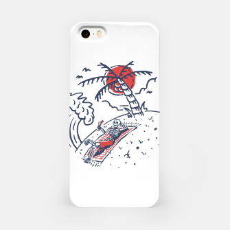 Thumbnail image of Relax Skeleton iPhone Case, Live Heroes
