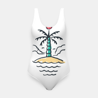 Miniatur Relax Island Swimsuit, Live Heroes