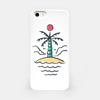 Miniatur Relax Island iPhone Case, Live Heroes