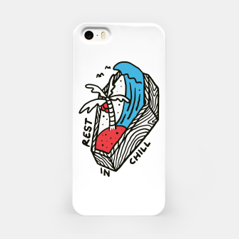 Thumbnail image of Rest in Chill iPhone Case, Live Heroes