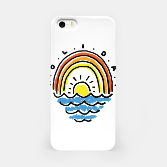 Thumbnail image of Holiday Beach iPhone Case, Live Heroes