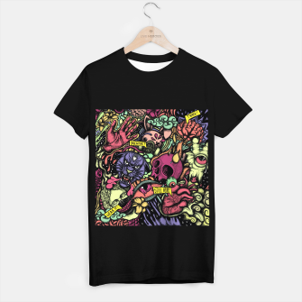 Thumbnail image of Still Here Color T-shirt regular, Live Heroes