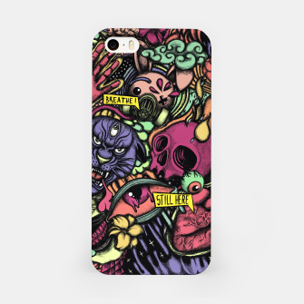 Thumbnail image of Still Here Color iPhone Case, Live Heroes