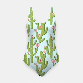 Thumbnail image of Summer Cactus Swimsuit, Live Heroes
