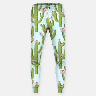 Thumbnail image of Summer Cactus Sweatpants, Live Heroes