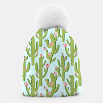Thumbnail image of Summer Cactus Beanie, Live Heroes
