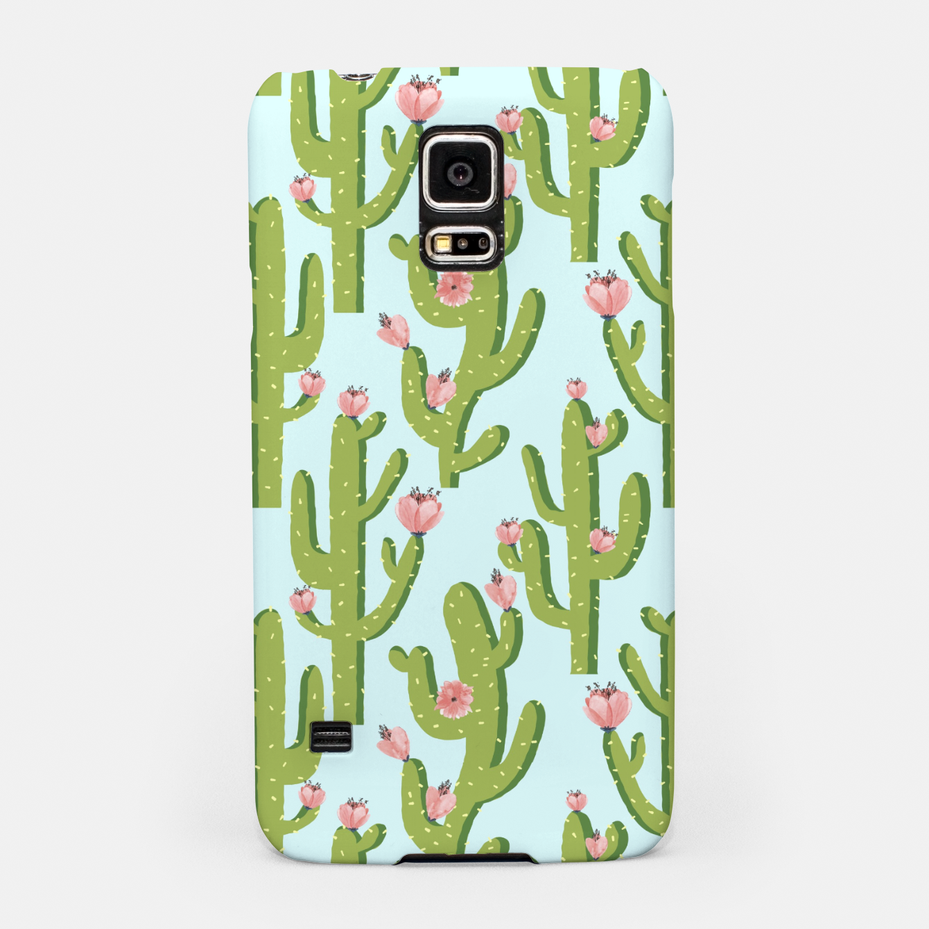 Image of Summer Cactus Samsung Case - Live Heroes