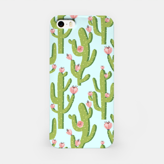 Summer Cactus iPhone Case thumbnail image