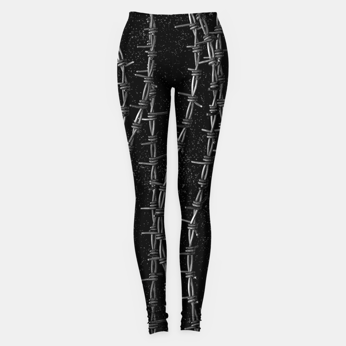 Image of Bouquets of Barbed Wire Leggings - Live Heroes